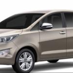 2019 Toyota Innova Exterior