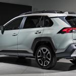 2019 Toyota RAV4 Hybrid Exterior