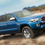 2019 Toyota Tacoma Diesel Exterior