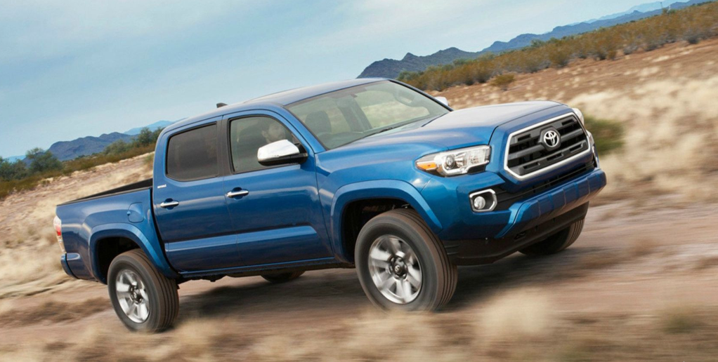 2021 Toyota Tacoma Diesel Exterior