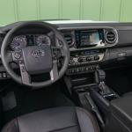2019 Toyota Tacoma Diesel Interior