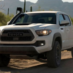 2019 Toyota Tacoma TRD Pro Exterior