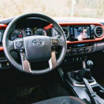 2019 Toyota Tacoma TRD Pro Interior