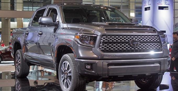 2019 Toyota Tundra Diesel
