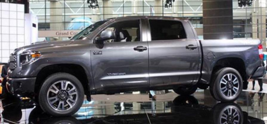 2019 Toyota Tundra Diesel Exterior