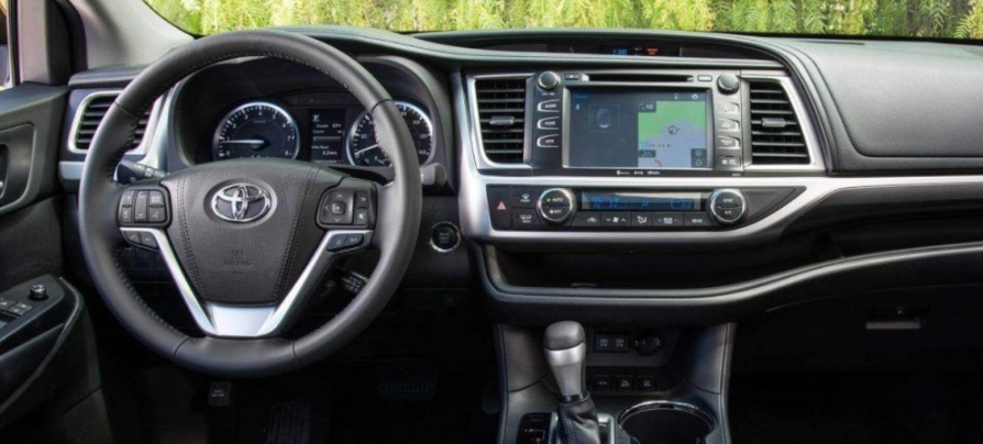 2019 Toyota Tundra Diesel Interior