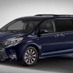 2020 Toyota Sienna Hybrid Exterior