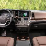 2020 Toyota Sienna Hybrid Interior
