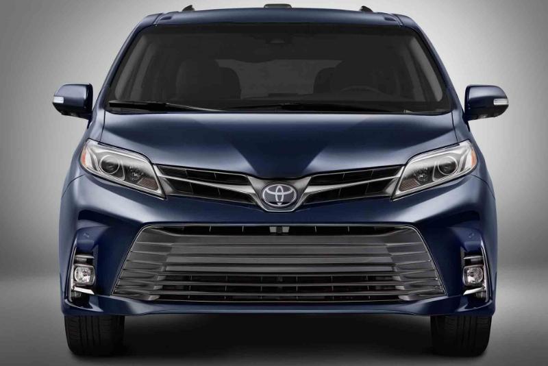2020 Toyota Sienna Hybrid