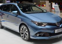 Toyota Auris 2020