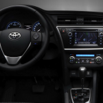Toyota Auris 2020 Interior