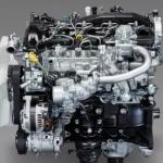 2020 Toyota Quantum Engine