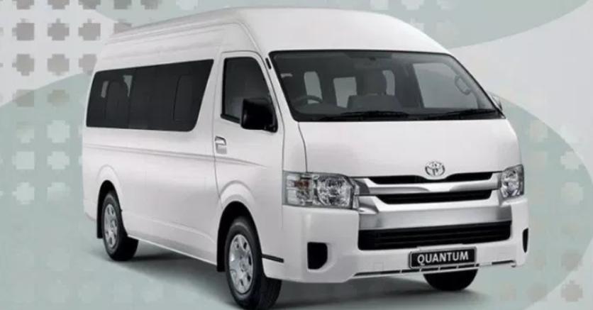 2020 Toyota Quantum
