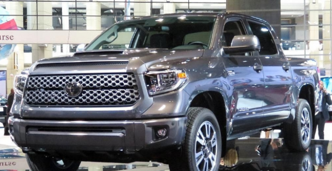 2020 Toyota Tundra Diesel