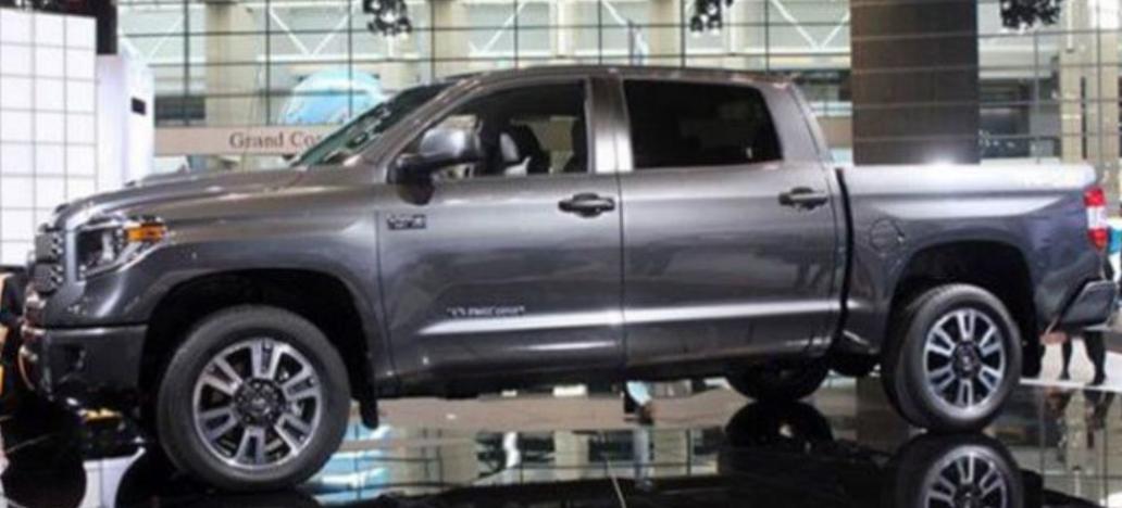 2020 Toyota Tundra Diesel Exterior