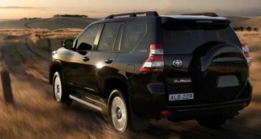 Toyota Prado 2021 Exterior