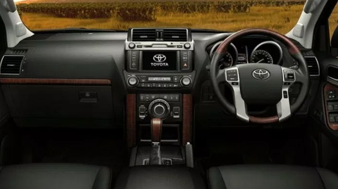 Toyota Prado 2021 Interior