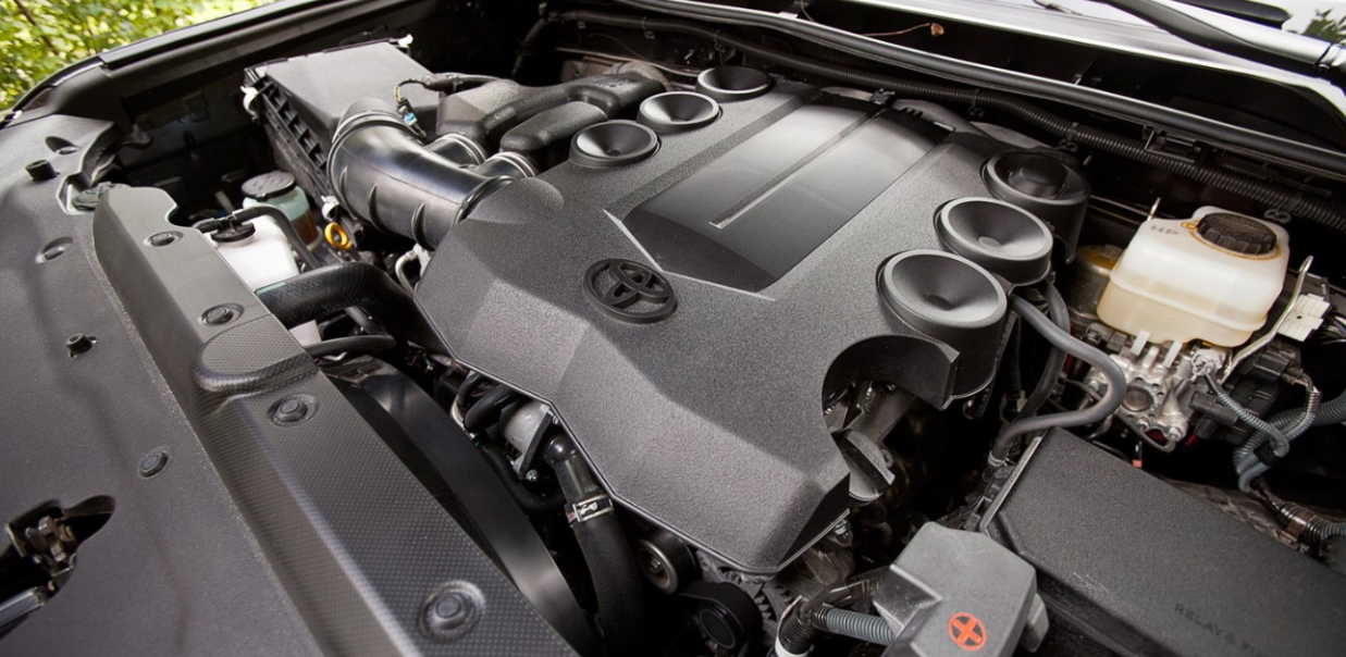 2022 Toyota 4Runner Engine