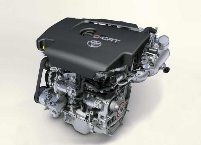 2022 Toyota Avensis Engine