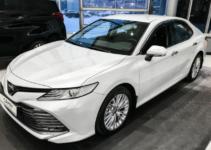 2022 Toyota Camry Exterior