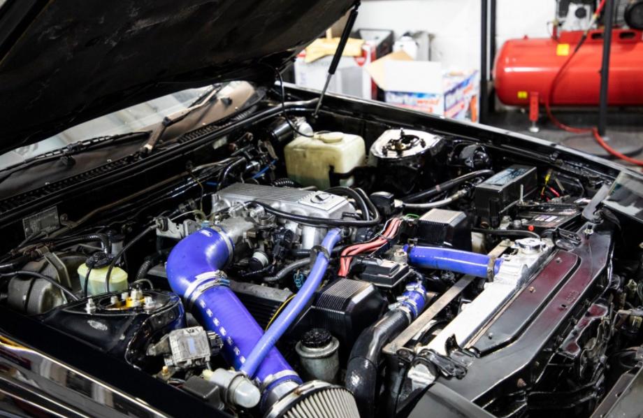 2022 Toyota Celica Engine