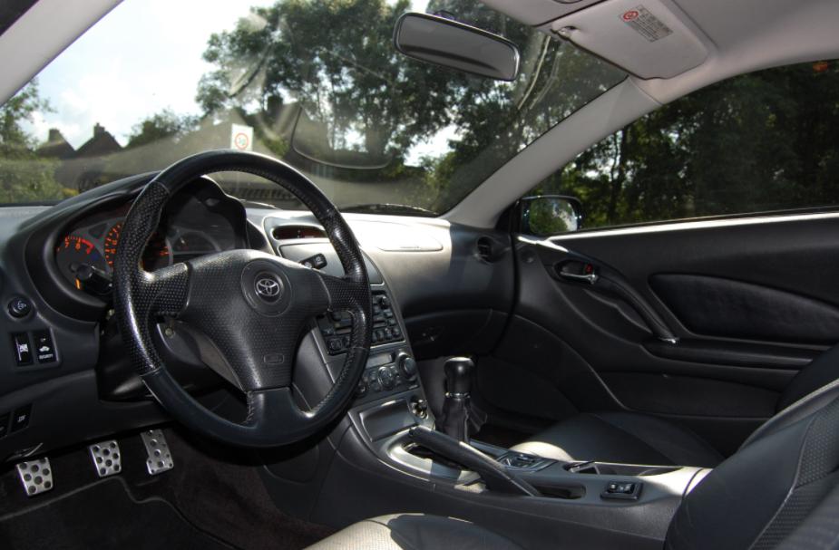 2022 Toyota Celica Interior