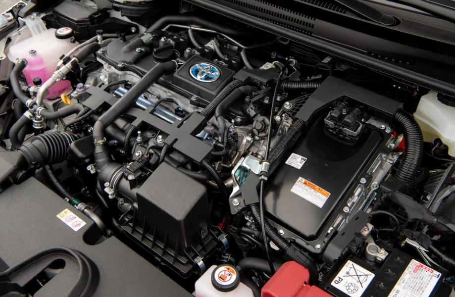 2022 Toyota Corolla Engine