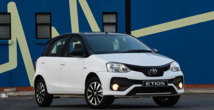 2022 Toyota Etios Exterior