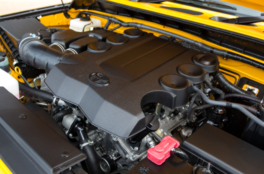 2022 Toyota Fj Cruiser Engine