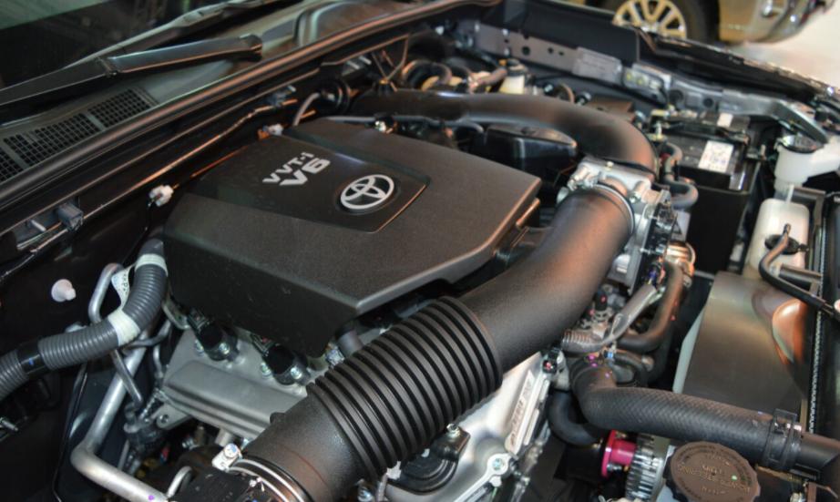 2022 Toyota Fortuner Engine