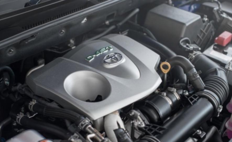 2022 Toyota Harrier Engine