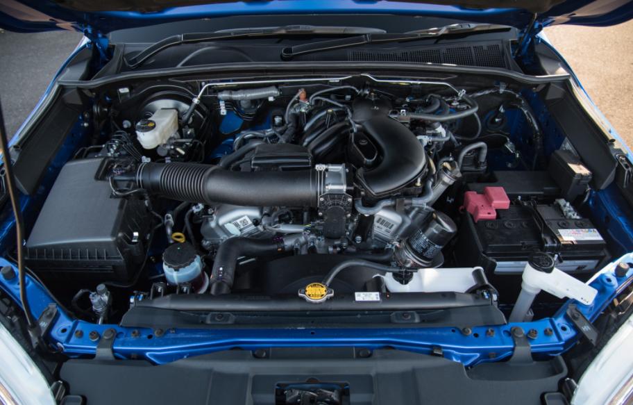 2022 Toyota Hilux Engine