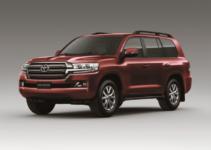 2022 Toyota Land Cruiser Exterior