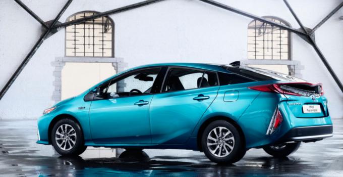 2022 Toyota Prius Exterior