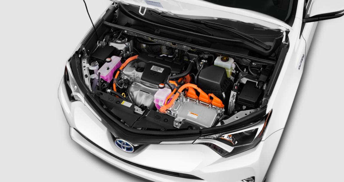 2022 Toyota RAV4 Engine