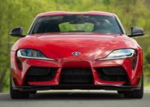 2022 Toyota Supra Exterior