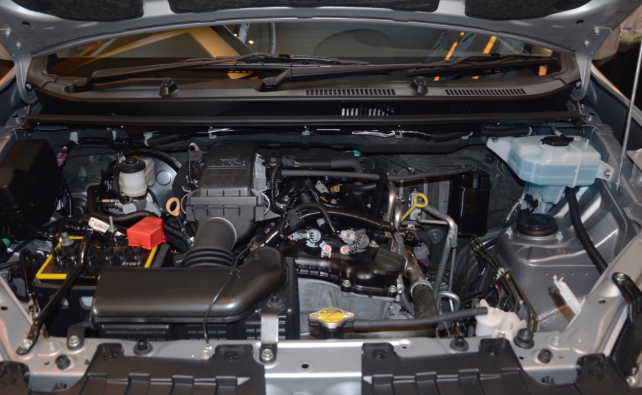 2022 Toyota Venza Engine