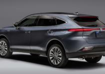 2022 Venza Toyota Exterior
