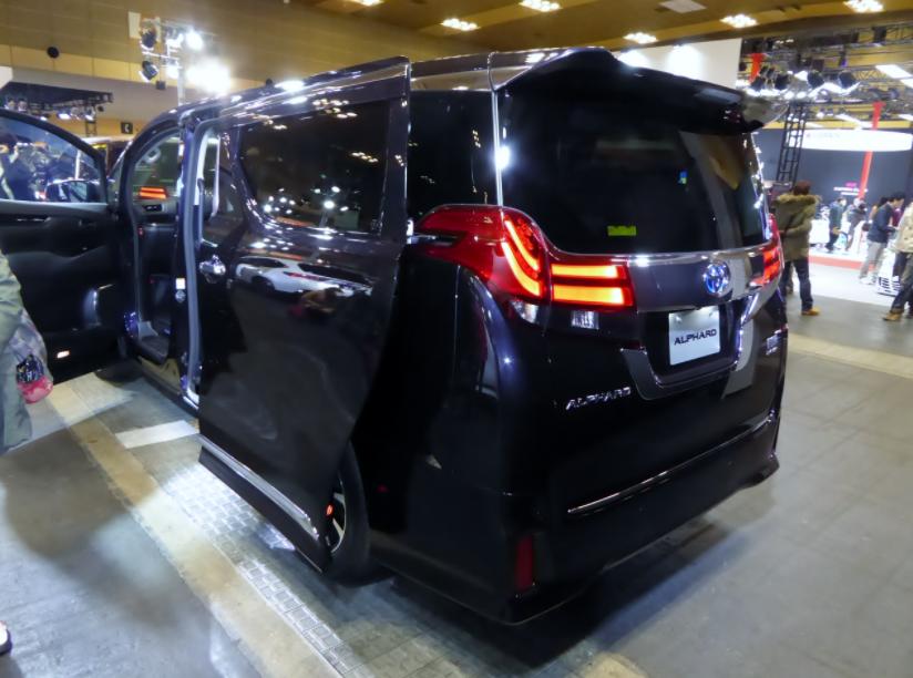 2022 Toyota Alphard Engine