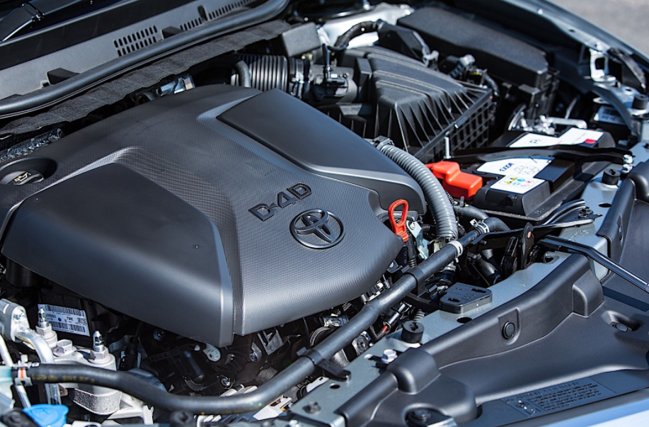 2022 Toyota Auris Engine