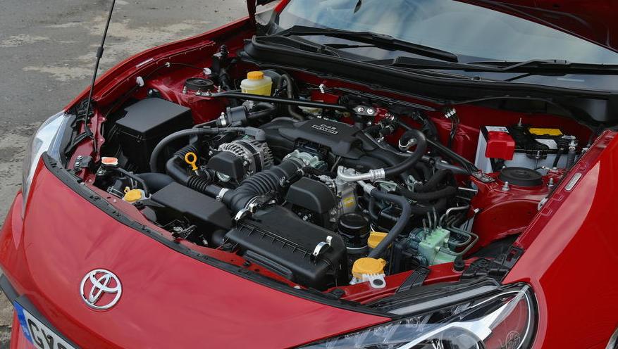 2022 Toyota GT-86 Engine