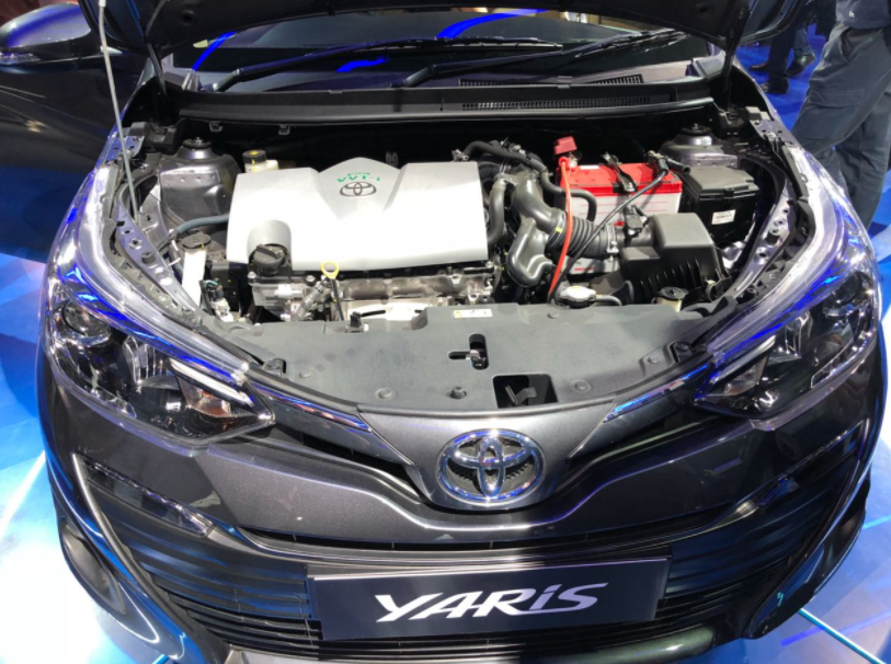 2022 Toyota Yaris Engine