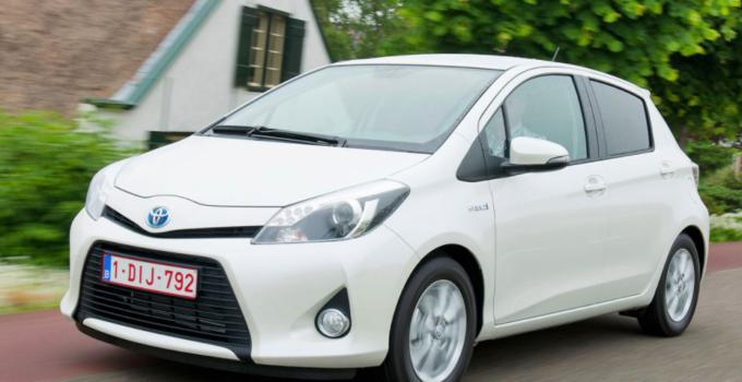 2022 Toyota Yaris Exterior